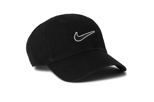 Nike Brings Back Its Classic 86 Logo-Embroidered Baseball Cap