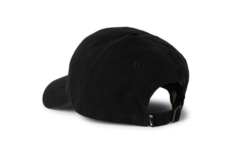 Nike Sportswear Heritage 86 Logo-Embroidered Cotton-Twill Baseball Cap classic headwear caps hats accessories
