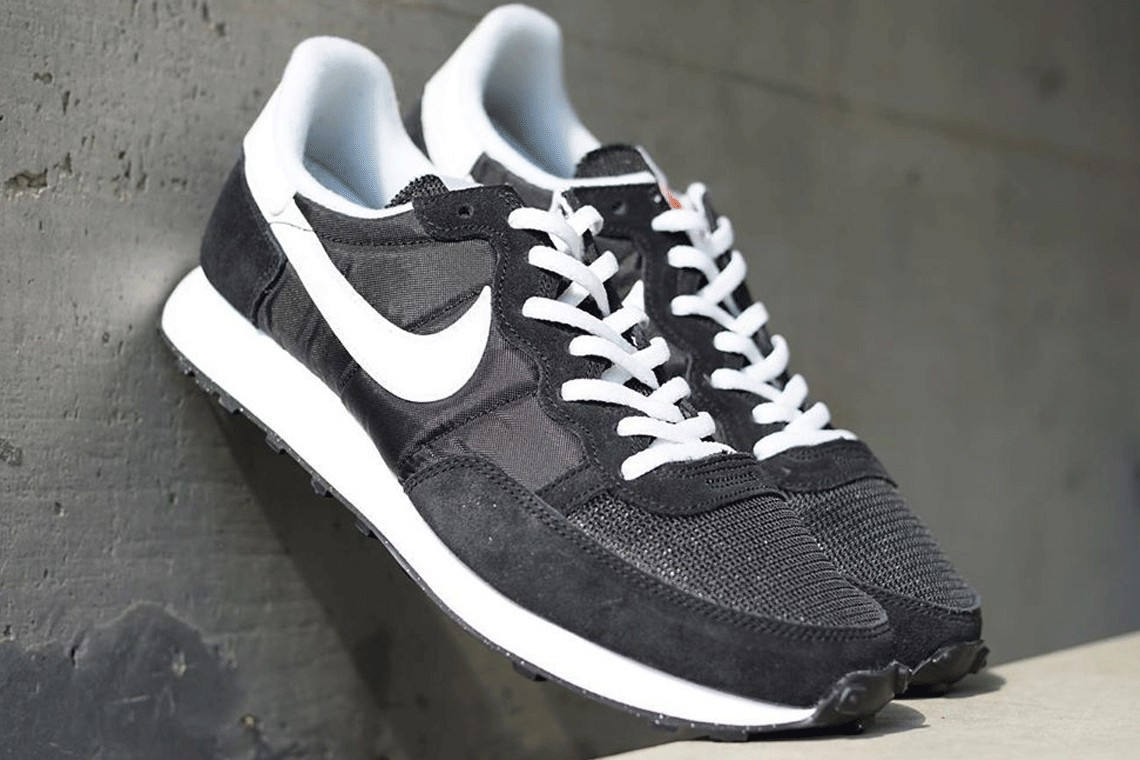 Nike Challenger in Black and \