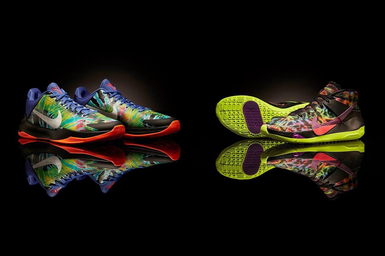 Nike Kobe 5 Protro \u0026 KD 13 \