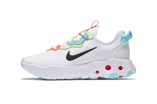 """Nike Introduces the React ART3MIS in Bold """"Bright Crimson"""""""