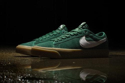 Nike Dresses the SB Zoom Blazer Low GT in Earthy Tones