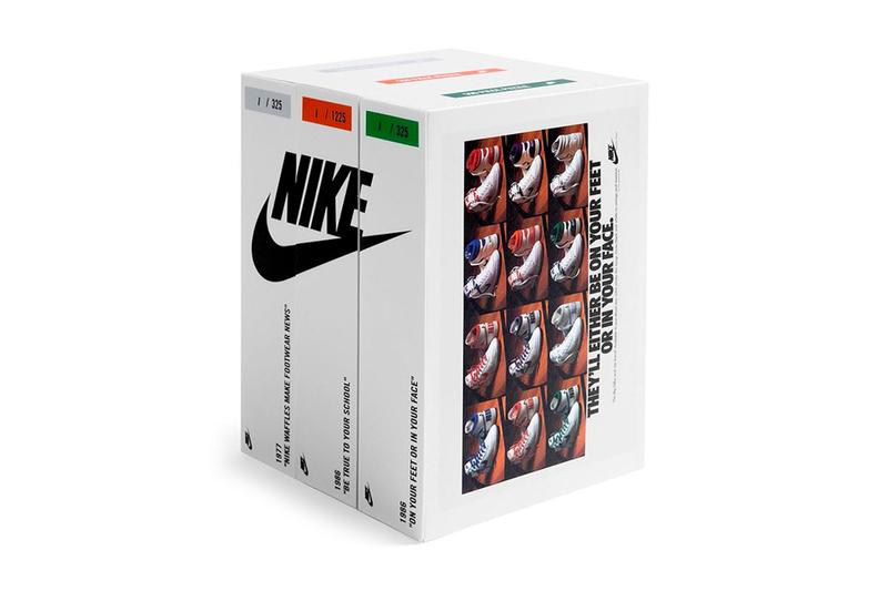 Nike Vintage Ad Puzzle Pack Raffle Release Hypebeast