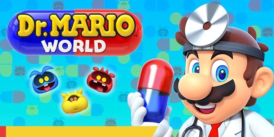 'Dr. Mario World' Introduces Baby Wario as a Playable Doctor