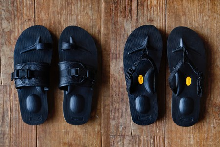 nonnative and Suicoke Combine for Duo of Luxe Leather-Equipped Sandals