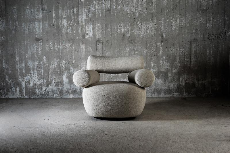 Note Design Studio New Chair and Online Platform Labofa Note Editions Platform Furniture Marshmallow Rotund Lounge Mallow Chair