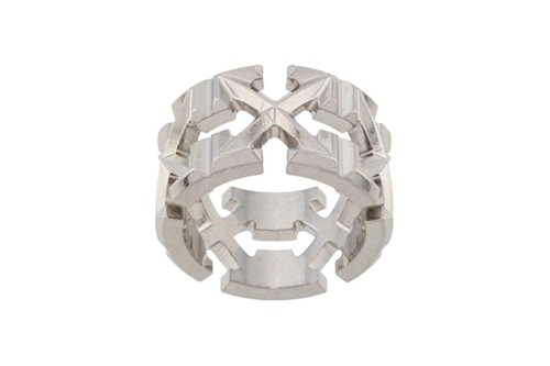 Off-White™ Unveils Finely Cut Multi-Arrows Ring