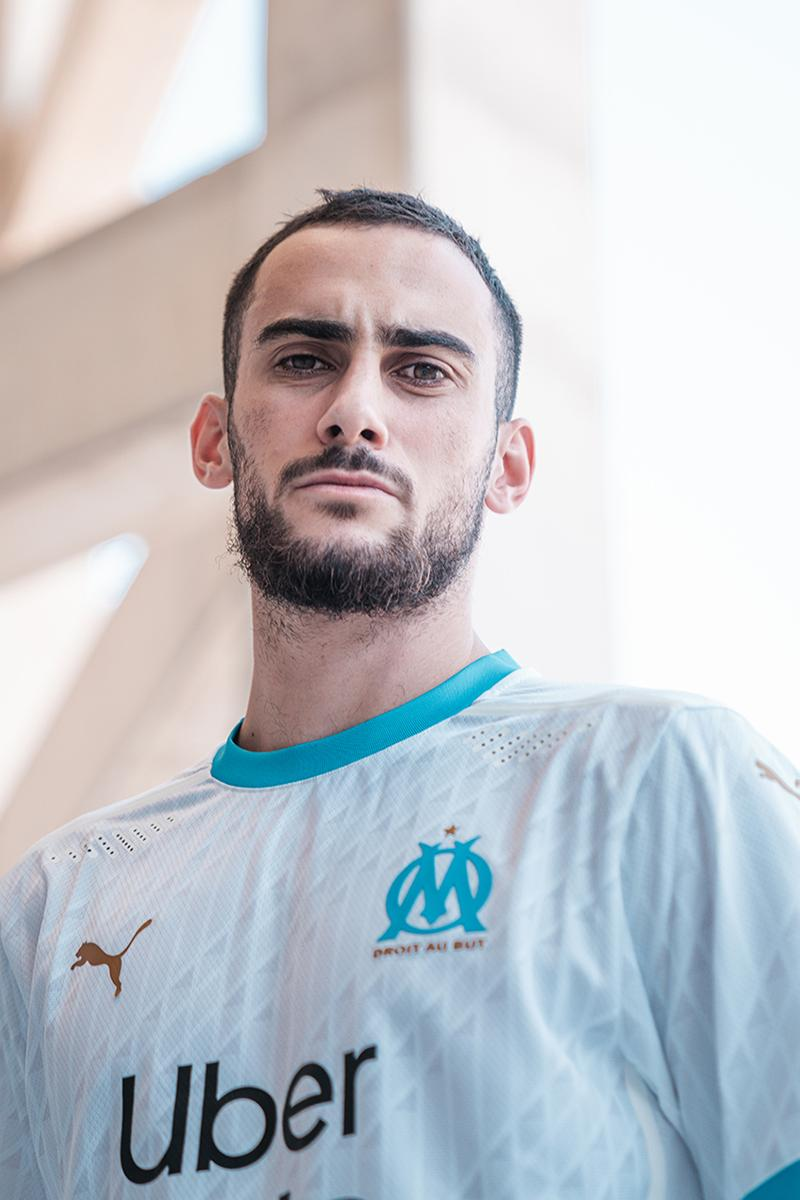 puma marseille 2020 2021 french league ligue 1 olympique de buy cop purchase dmitri payet perrin loic first look