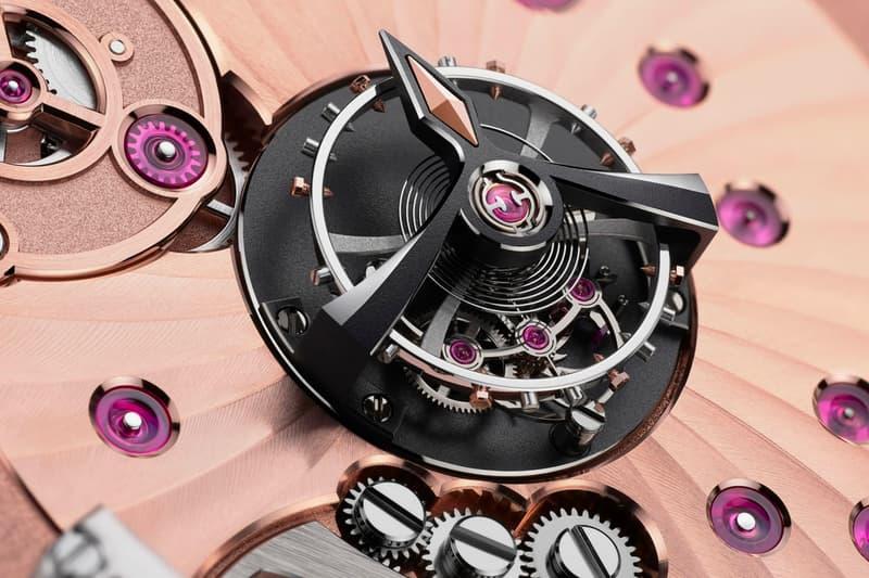 Omega de Ville Tourbillon Co-Axial Master Chronometer Watch Info Calibre 2640 anti-magnetic watch Swiss watch timekeeping complication speedy Speedmaster