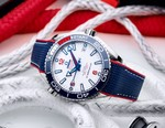 Omega Celebrates 36th America's Cup With Special Edition Seamaster Planet Ocean 600m