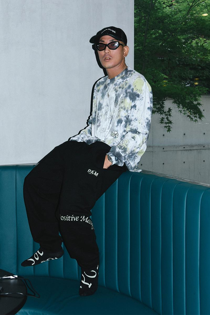 P.A.M. High Summer 2020 Collection Lookbook Worksout Moon Sujin KingMCK Lee Eun Maalib