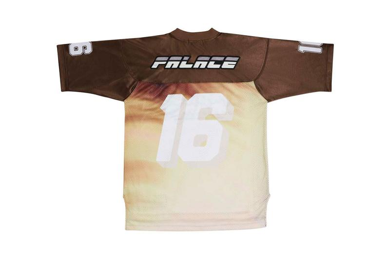 Palace Skateboards Summer 2020 Week 6 Drop List Release Info Jacket Hoodie T shirt pants Accessories Jersey