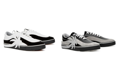 Palm Angels Drops Duo of Palm-Appliquéd Vulcanized Sneakers
