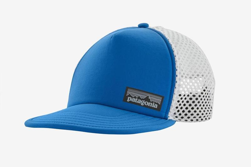 Patagonia Classic Duckbill Cap in Color Variety trucker hats caps sustainability outdoors