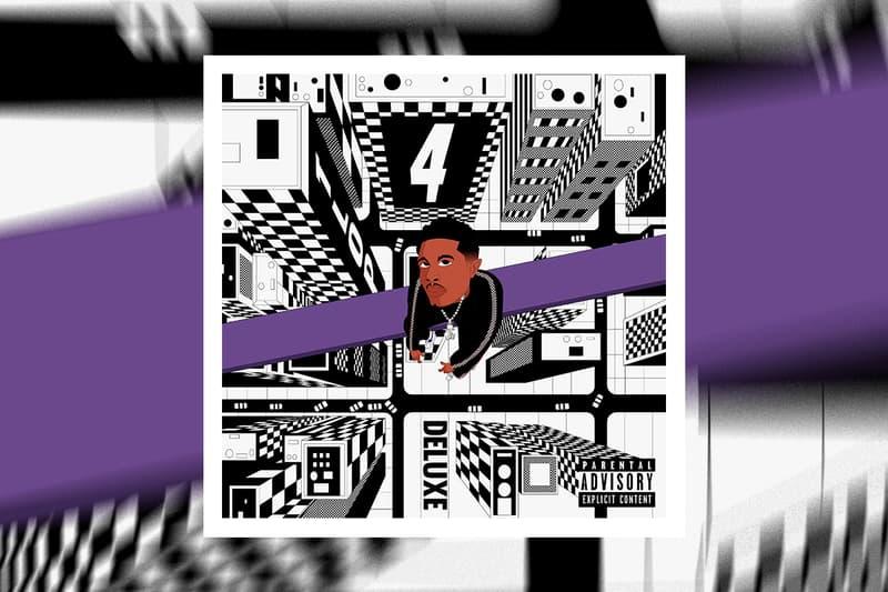 Pi'erre Bourne 'The Life of Pi'erre 4 (Deluxe)' Album Stream hip-hop trap rap sosshouse interscope listen now spotify apple music