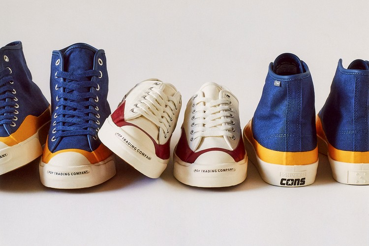 Converse Jack Purcell Hypebeast