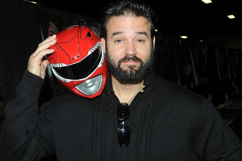 Austin St. John Power Ranger Beast Morphers Red Ranger tv shows Devon Megazord 1990 nostalgic TV shows retro cartoons martial arts morphing time Jason Lee Scott