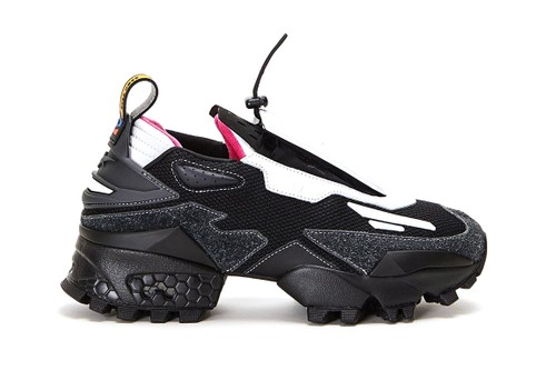 Pyer Moss Supports the Innocence Project with Special Reebok Experiment 4 Fury Trail
