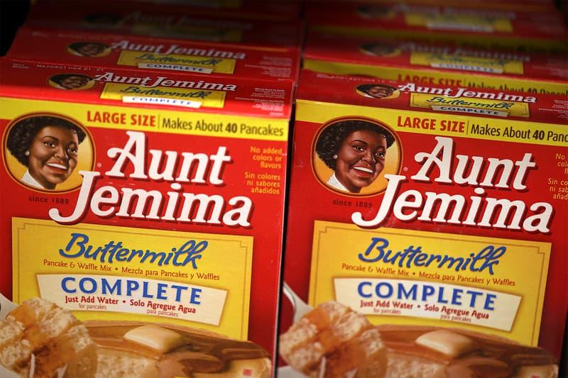 Quaker Oats Aunt Jemima Brand Logo Retirement Announcement Info Uncle Bens BlackLivesMatter Racist Racism Mrs. Butterworth