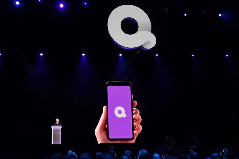 Quibi Adds Sharing, Casting features update jeffrey katzenberg Programming user download numbers launch
