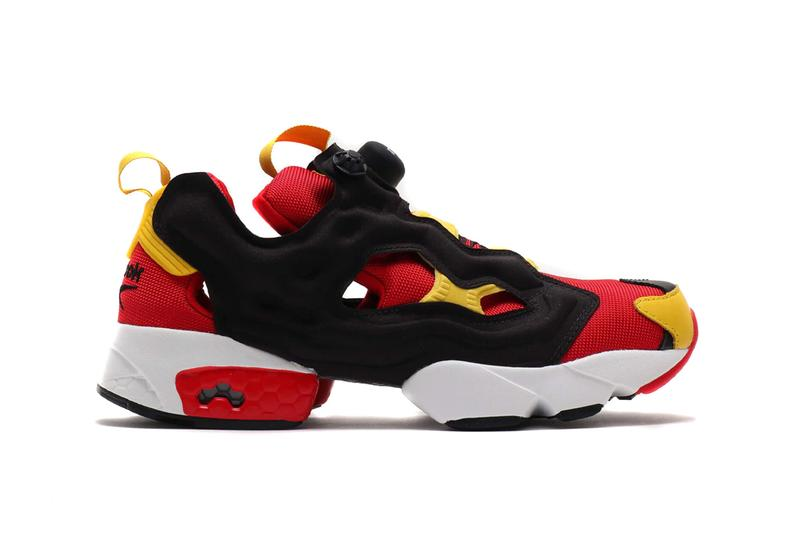 reebok instapump fury scarlet toxic yellow black eh1788 official release date info photos price store list