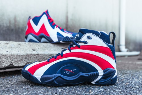 "Reebok Presents Shaqnosis and Kamikaze II ""USA"" Pack"
