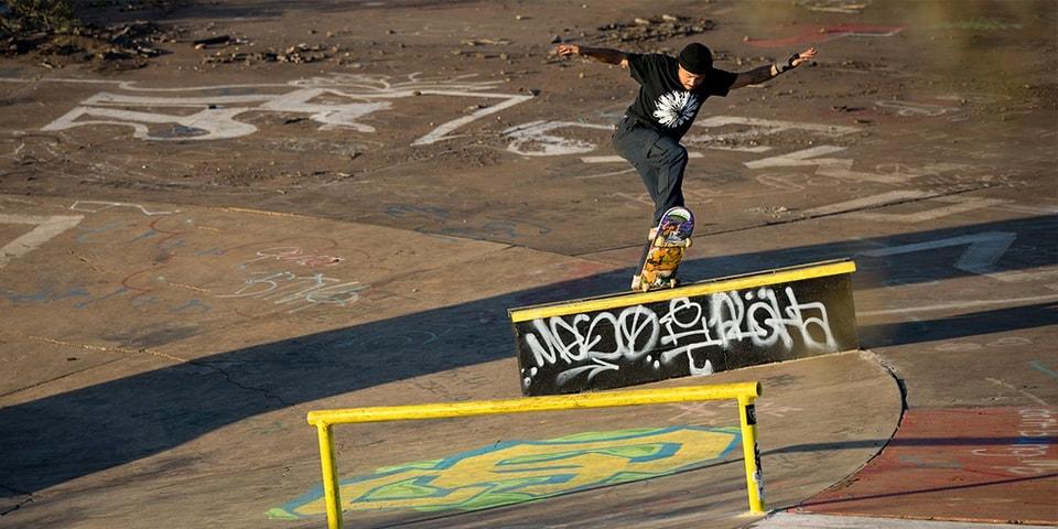 Photographer/Skater Richie Banks Builds a Skatepark on Las Vegas's Outskirts