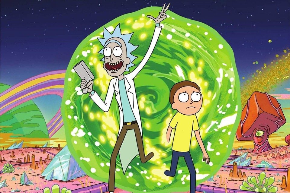 Rick and Morty'