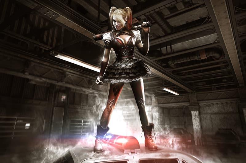 Rocksteady Games Batman Arkham Asylum Knights City Suicide Squad Game Rumor Harley Quinn