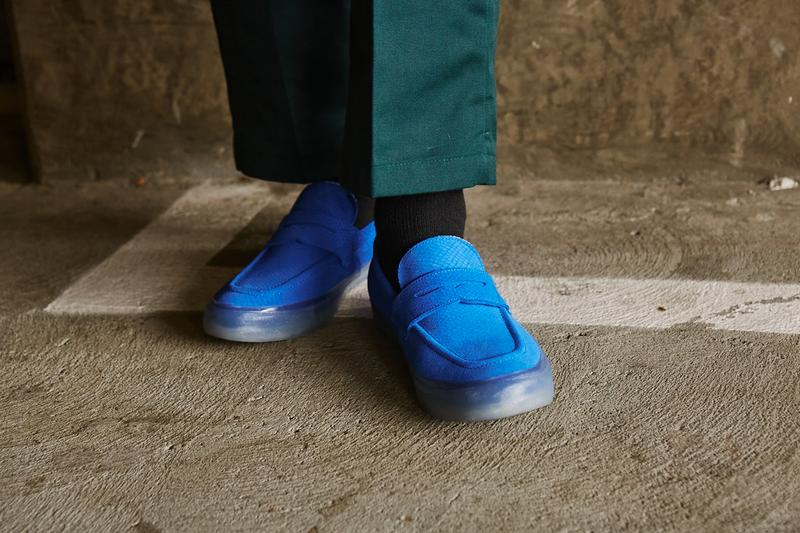 RONE Thirty Six Royal ninety seven menswear streetwear spring summer 2020 collection eva vibram outsole tony ferguson
