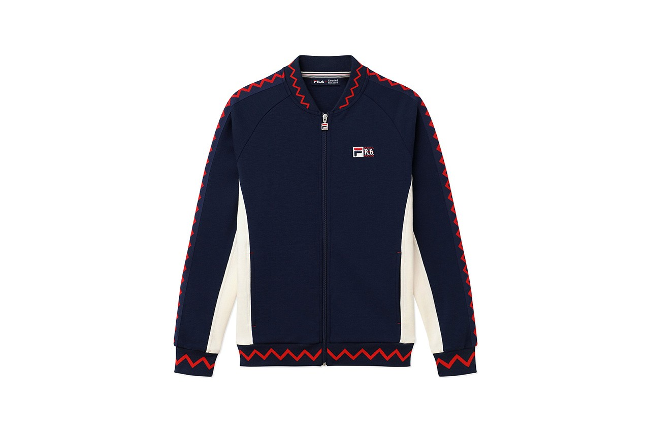 Rowing Blazers x FILA Spring/Summer 2020 Capsule Collection SS20 Mens Womens Shoes Zig-Zag Tennis 88 Sneaker Bello Joggers Benvolio Shorts Agostino Jacket Fidelio Polo Lookbooks