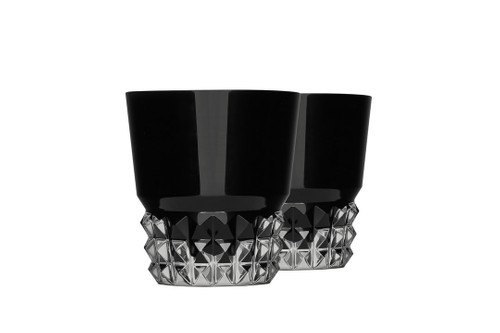 Saint Laurent Joins Baccarat for Premium Crystal Tumblers