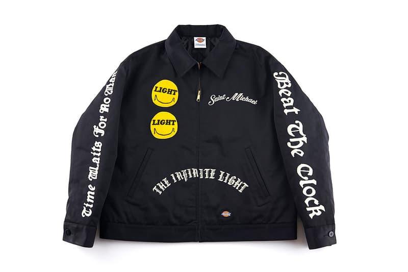 SAINT MICHAEL Dickies Eisenhower Jacket 874 Work Pants Release Info Buy Price Cali Thornhill DeWitt Yuta Hosokawa