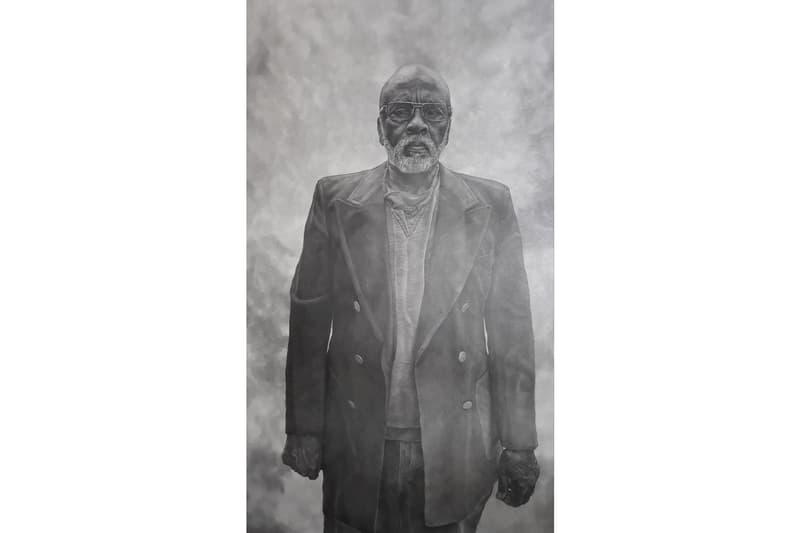 "Salon 94 ""Portraiture: A Private Room"" Online Viewing Room Artists of Color Luis Flores Katy Grannan Meleko Mokgosi Robert Pruitt Richard Wyatt Jr. Lyle Ashton Harris Timothy Washington"
