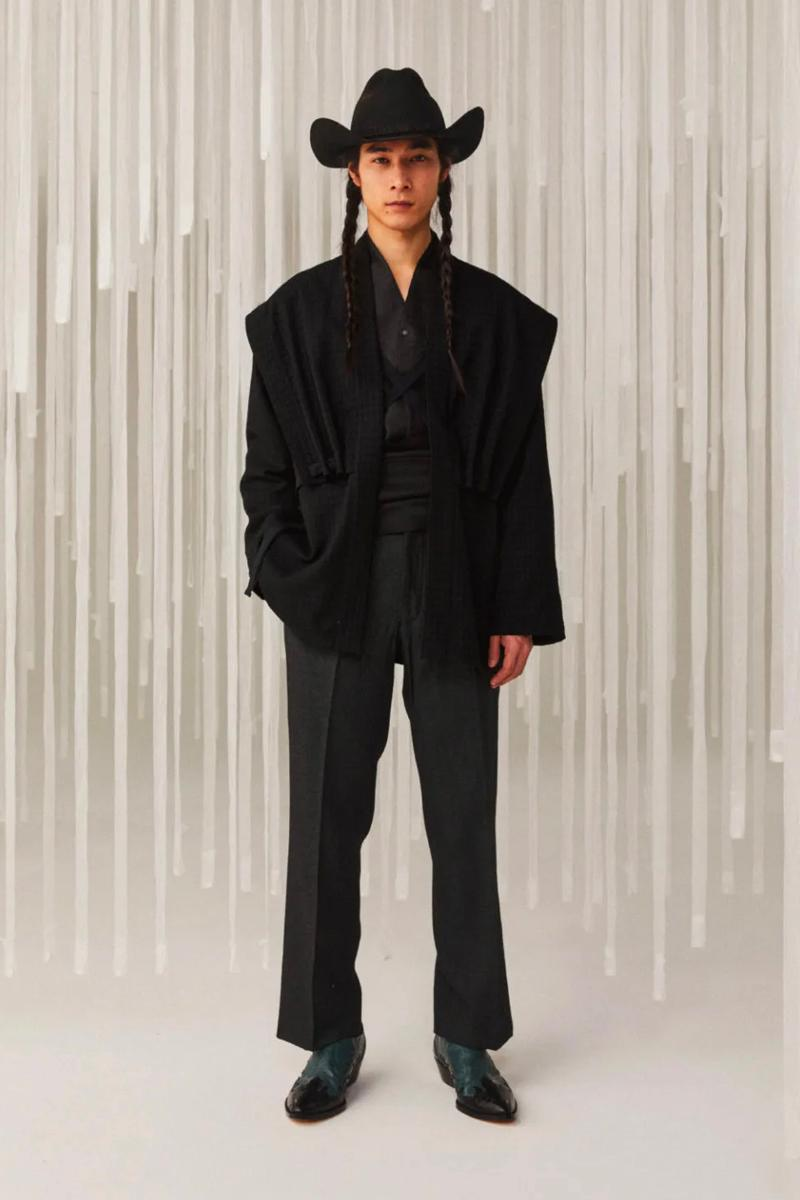 Sasquatchfabrix Fall Winter 2020 Lookbook menswear streetwear collection japanese daisuke yokoyama fw20 brands jackets t shirts layers