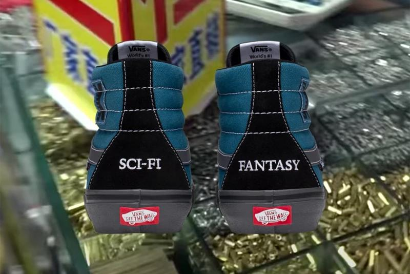 sci fi fantasy vans jerry hsu sk8 hi old skool tri lock sandal official release date info photos price store list buying guide