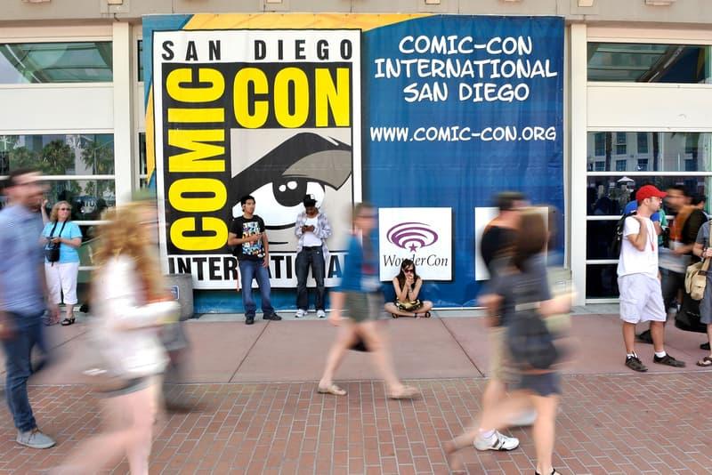 sdcc Comic Con Home Official Announcement Info san diego comic convetion