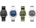 The Seiko 5 Sports Line Receives Steel Bezels and Smaller Cases