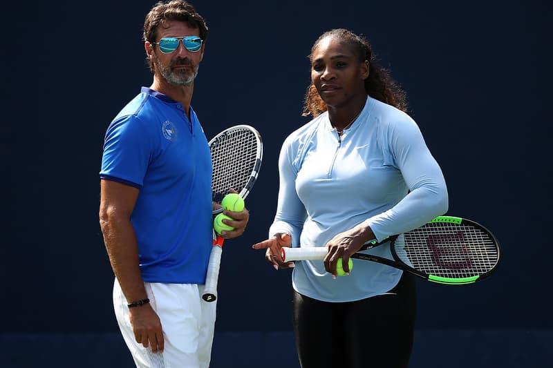 patrick Mouratoglou serena williams coco gauff mentor coach ultimate tennis showdown league competition livestream streaming