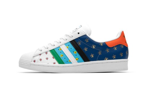 "size? Celebrates Seven Different Cities for adidas Originals Superstar ""Tribute"""