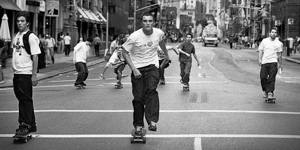 Slam City Skates Interviews Skateboarding OG and Supreme Brooklyn Manager Jefferson Pang