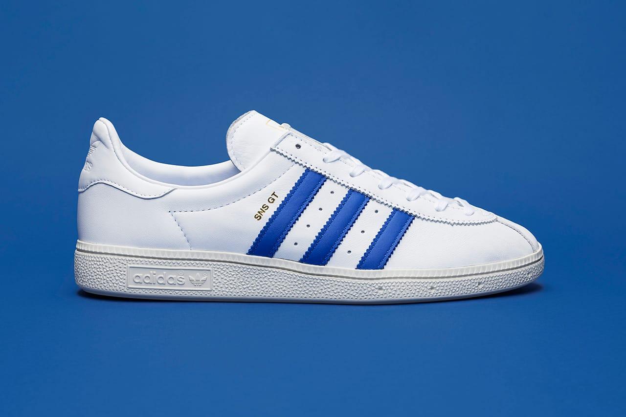 Sneakersnstuff x adidas Originals