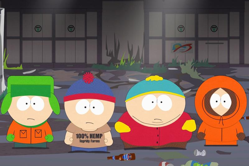 South Park Coming to HBO Max streaming prophet muhammad comedy central trey parker matt stone