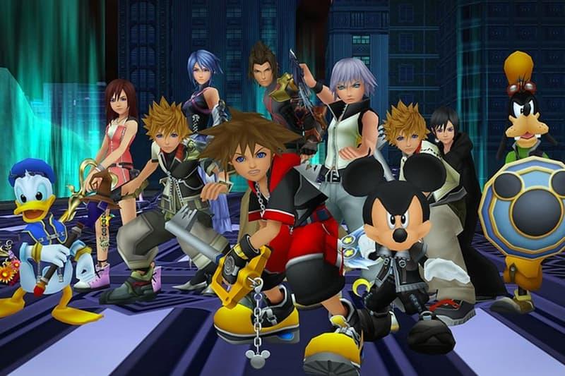 Square Enix June 2021 Summer Sale Final Fantasy Kingdom Hearts Nier Life is Strange  PS4 Xbox One Nintendo Switch PC