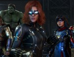 New 'Marvel's Avengers' Trailer Pits Superheroes Against M.O.D.O.K.