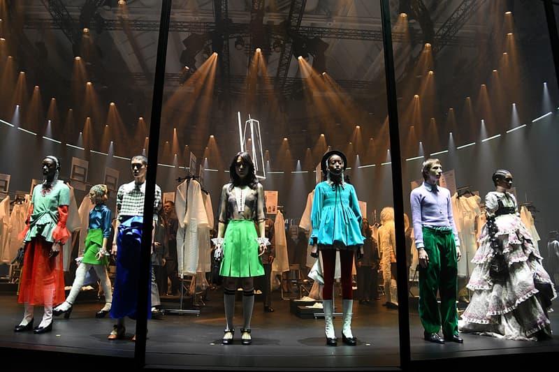 Milan Fashion Week SS21 Spring Summer 2021 Prada Gucci Fendi Armani Missoni Zegna