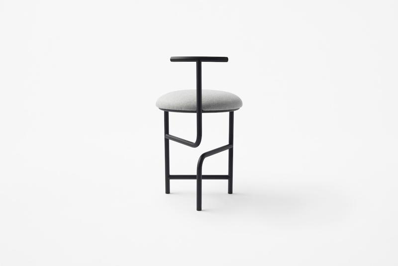 stella works nendo furniture collaboration collection chairs tables mirrors