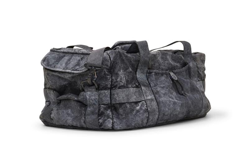Stone Island GD Nylon Duffle Bag tres bien garment dyed milan tech fabrics massimo osti Carlo Rivetti