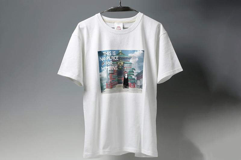 studio ghibli t shirts tees my neighbor totoro spirited away princess mononoke nausicaa valley of the wind kiki's delivery service hayao miyazaki gbl