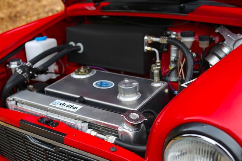 Gildred Racing Super Cooper Type S RWD Rear Wheel Drive 502 WHP Vintage Mini City Car Custom Tuned Fast 3.5-liter Honda V6 Limited Edition 10 Units $150k USD Netflix Original 'Fastest Car' 1974 Austin/Mini Mk3